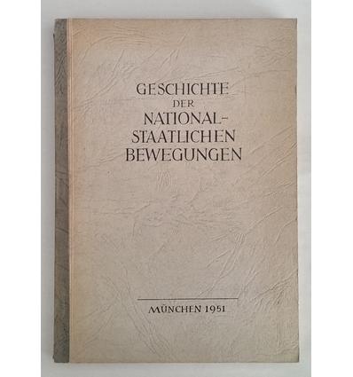 Schnabel, Franz: Geschichte der nationalstaatlichen Bewegungen. ...