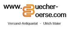 Versand-Antiquariat www.buecher-boerse.com